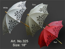 batten lace umbrella